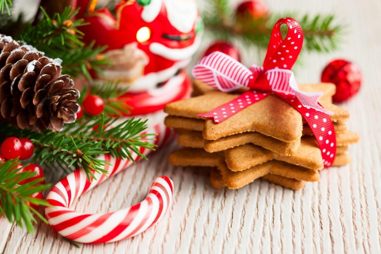 Майстер-клас Різдвяні смаколики
