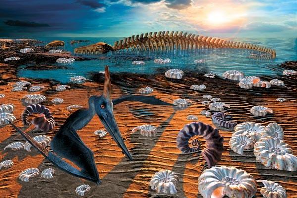 Як зародилося життя на землі і еволюція біосфери» - Освітній проект: Клуб юного еколога