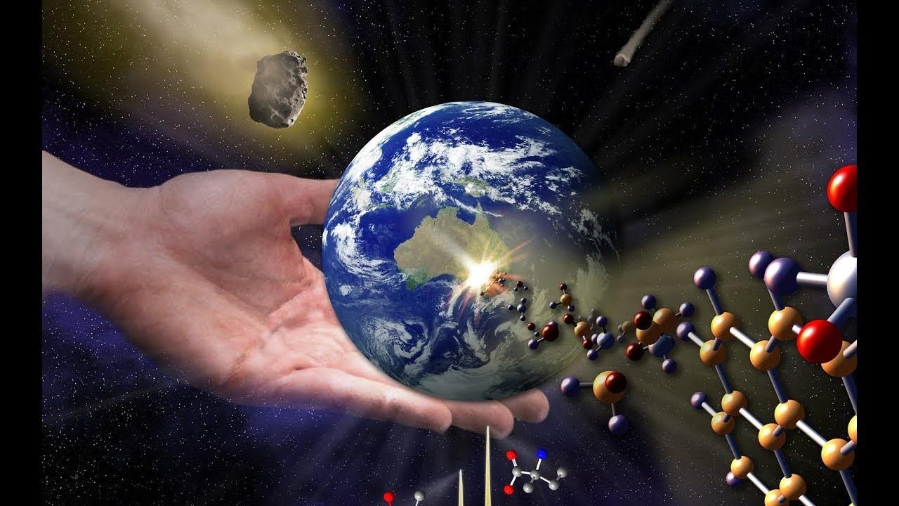 Науково популярна лекція Як зародилося життя на Землі