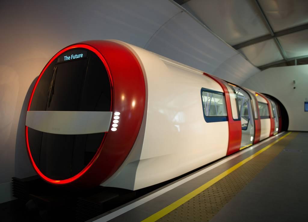 Поїзд до майбутнього
