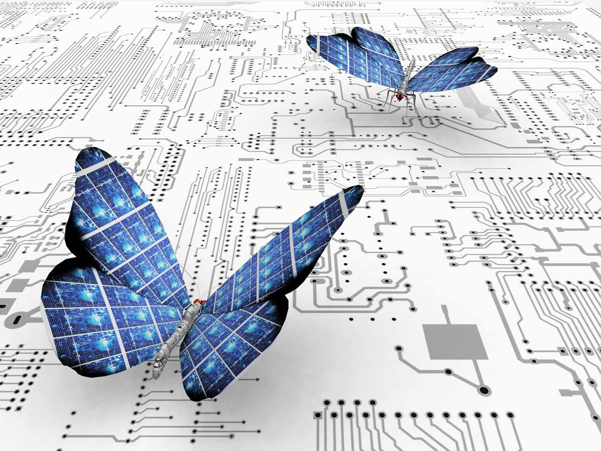 Інтерактивна лекція «Роль електроніки в сучасному світі»