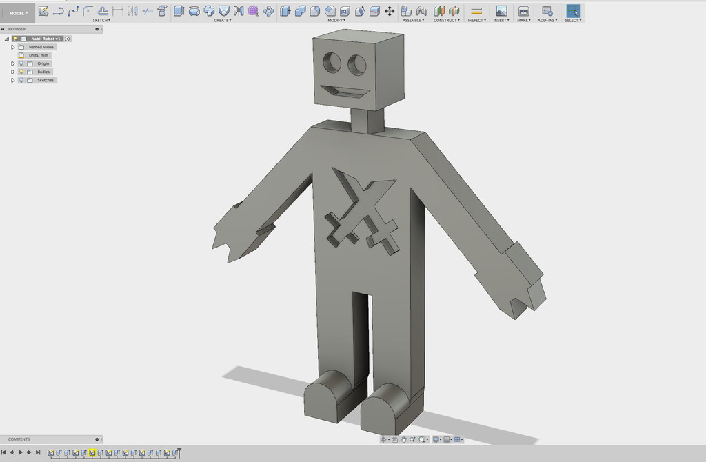Майстер-клас з 3D моделювання. Cтвори свою першу 3D модель!